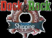 logo Dock & Rock vrijstaand